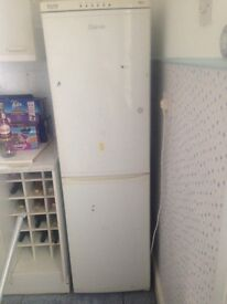 2 fridge freezers - spares and repairs £10 for both