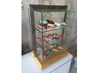 FCUK Jewellery shop display cabinet