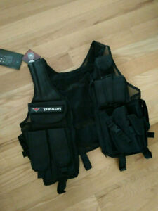 Unworn New SWAT Tactical Vest Army lightweight utility, pouches