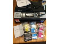 Printer A3, photocopier and scanner with spare ink