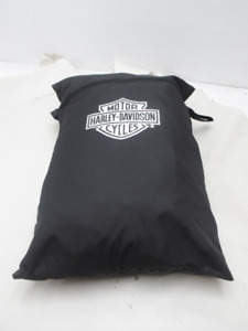 Harley-Davidson Black Motorcycle Cover