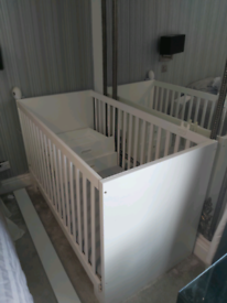 free ikea cot/bed