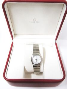 Omega Constellation Ladies Diamond Accented Watch 12310246055002 London Ontario image 2