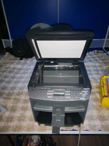 Imprimante fax scanner canon 275$