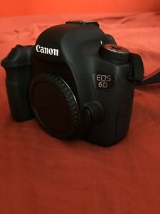 Canon EOS 6D Body *Mint*