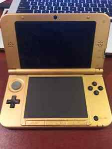 Mint Condition Nintendo 3DS XL Zelda Special Edition