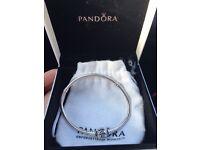 Brand new pandora bracelet NOW SOLD