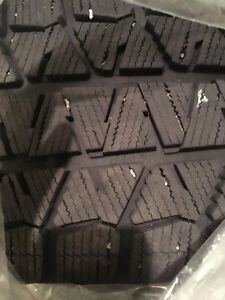 235/65/r16 Blizzak Winter tires in excellent condition- REDUCED Prince George British Columbia image 1