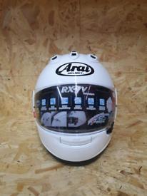 Arai RX-7V Gloss White Helmet Medium