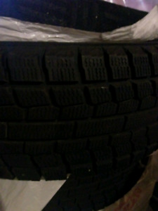 New 215/70R15 Winter Tires