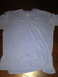 Mens size: small blue t-shirt