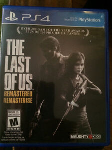 The Last of Us - Remastered for PS4