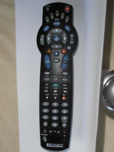 COGECO REMOTE CONTROL  for  TV