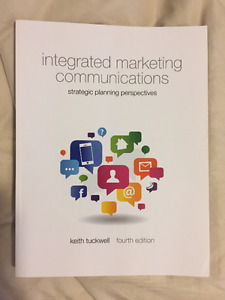 Integrated Marketing Communications - 4th Edition