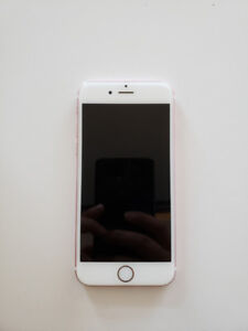 iPhone 6S 16GB ROSE OR- BELL VIRGIN- iPhone 6S 16GB Rose Gold