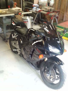 2005 Honda Cbr600rr to sell or trade