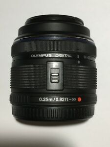 Olympus digital 14-42mm f3.5-5.6 II R camera lens