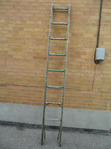 Ladder 9 Foot Wood