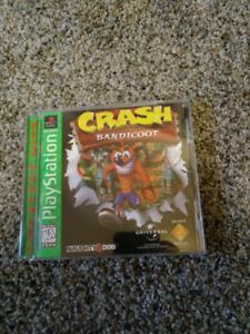 Crash Bandicoot PS1
