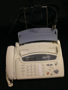 Brother FAX-560, AND An extra new printing cartridge