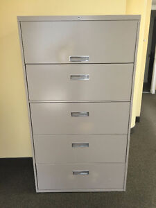 Office furniture for sale, only a few items left!