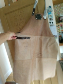 Leather Workshop craftsperson apron Brand new