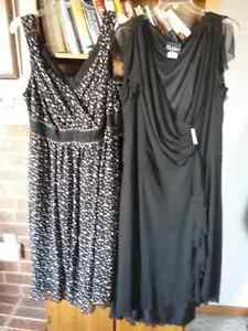 Two Cocktail Dresses Size 24