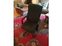 IKEA swivel chair recliner chair