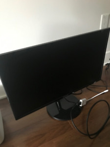 Samsung 24-inch Screen LED-Lit Monitor