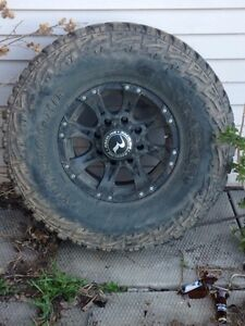 Chevy 2500 rims