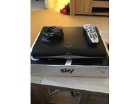 Sky plus HD 3D on demand box