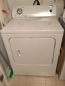 Whirlpool dryer in excellent and clean condition