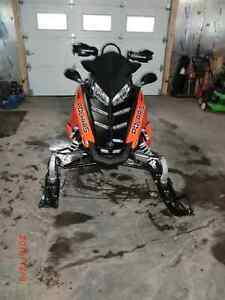 Polaris Switchback Assault 800 2011 a vendre