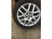 Vw 5x100 Bbs wheels