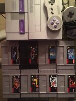 SNES Bundle and Cash for XBOX ONE