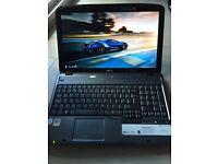 Acer Aspire Dual Core2 Laptop