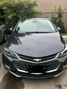 2017 Chevy Cruze Premier LEASE TAKEOVER