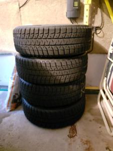 2014-2017 Toyota Corolla snow tires