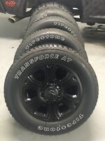 """20"""" ram 2500/3500 wheels and tires"""