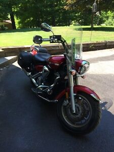 Yamaha 1300 V Star Touring