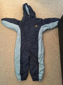 Adidas Child's warm waterproof all in one