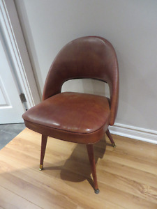 Vintage Retro Chair/ Chaise Rétro