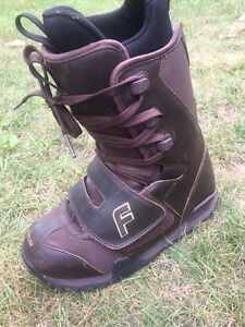 Forum Peter Line snowboard boots