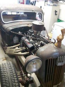 1936 GMC Rat Rod Truck