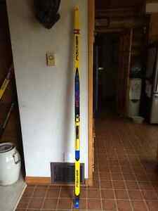 Fischer x country skate skis