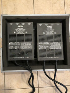 2 NSI DIGITAL DIMMING SYSTEMS W/ PROTECTIVE CASE!!