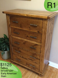 CUSTOM SOLID WOOD COFFEE TABLES AND MORE Kingston Kingston Area image 6