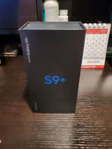 Samsung s9 plus 64gb - titanium grey