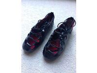 Irish Dancing Light Shoes - Hullachun Reds
