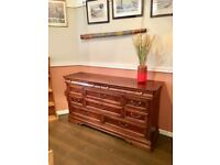 Sideboard, stunning quality piece of furniture
